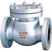 API 6D Cast Steel Swing Check Valve,ANSI B16.5
