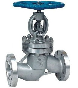 GB Stainless Steel globe Valve:Flanged End,DN15~DN300,GB/T 12235