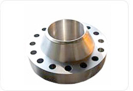 Raised Face Weld Neck Flanges